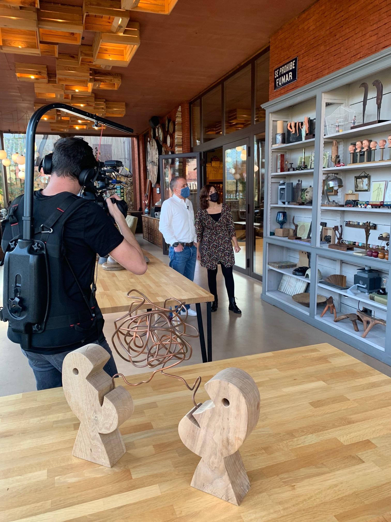Aragón TV nos visita